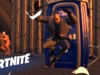 トイレワープ中に撃たれると強制送還されるバグが起きやがる【FORTNITE】
