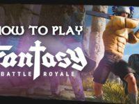 【PUBG】Fantasy Battle Royale -《プレイガイド》