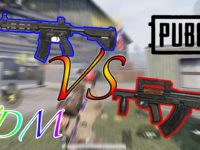 【PUBGモバイル】通常武器(M416)で挑む❗️VS 強武器(GROZA &サイガ)【ランクマ】【TDM】