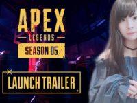 【女性配信】ガスオジぽじ。【Apex legends】