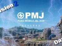 PUBG MOBILE JSL Season8  Division2 Day3【PUBGモバイル大会】